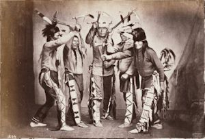 Yankton Sioux War Dance