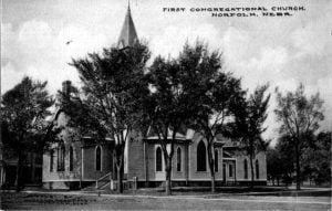 First Congregational Church, Norfolk, Nebraska