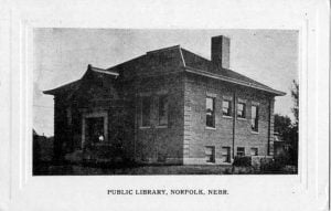 Public Library, Norfolk, Nebraska