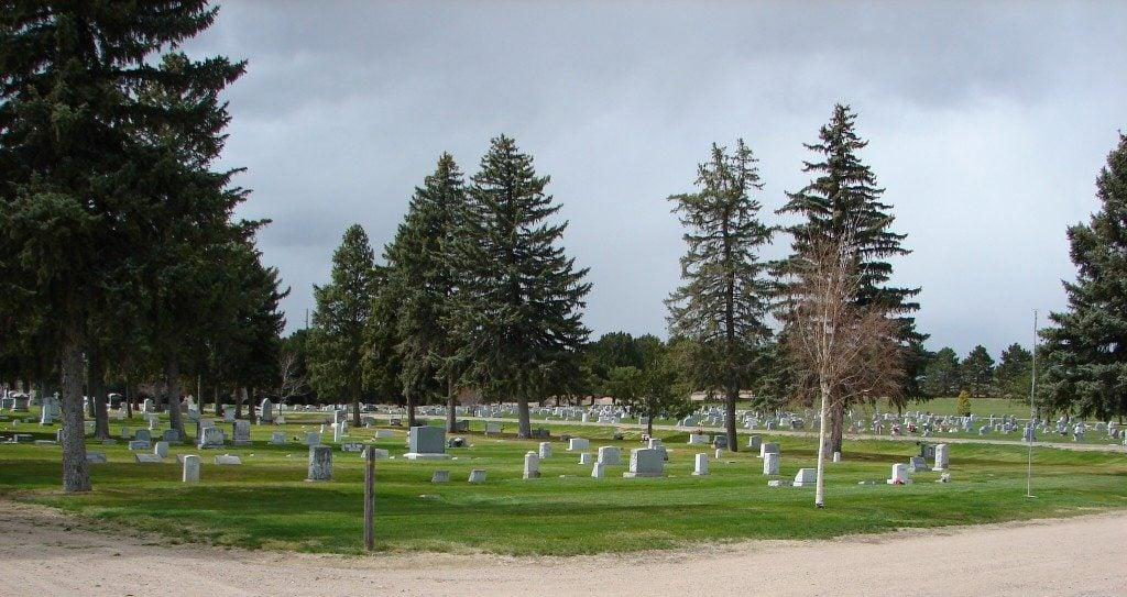 Greenwood Cemetery, Sidney, Cheyenne, Nebraska